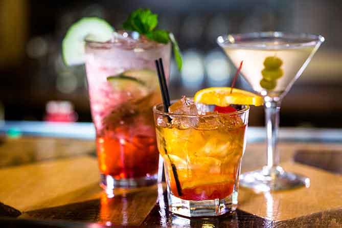 Loco Cocktails